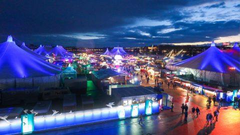 Tollwood Winterfestival 2018
