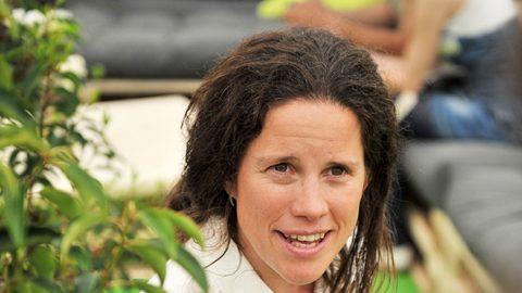Referentin Verena Rohrer Biofach 2019