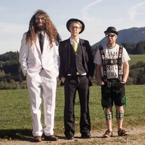 Gamskampler Konzert Tollwood Sommerfestival Hacker-Pschorr Brettl