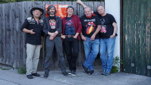 Jetband Tollwood Sommerfestival 2019 Andechser Zelt