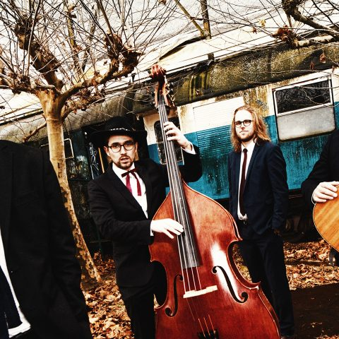 Johnny and the Yooahoos Tollwood Sommerfestival 2019 Andechser Zelt