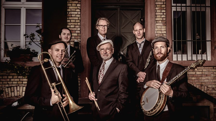 South West Old Time All Stars Tollwood Sommerfestival 2019 Andechser Zelt