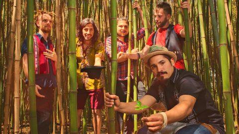 El Flechs Negra Tollwood Sommerfestival Andechser zelt