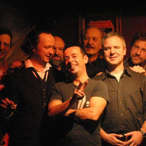 Mr Zigzag+band Andechser Zelt Konzert Veranstaltung Tollwood Muenchen