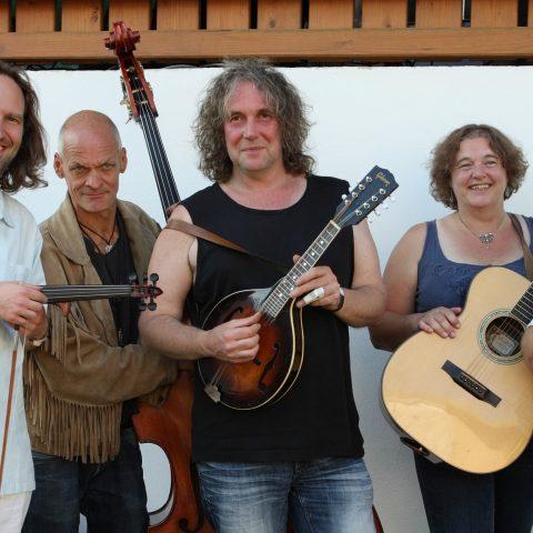 The Burning Biscuit Band Andechser Zelt Konzert Veranstaltung Tollwood Muenchen