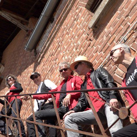 Rock Lounge Orchestra Fassbar Konzert Tollwood
