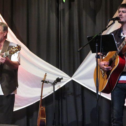 John Barden+JP Barden Fassbar Konzert Veranstaltung