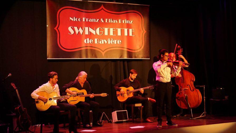 Swingtette De Baviere Andechser Lounge Tollwood Sommerfestival 2019