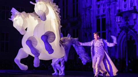 Compagnie des Quidams Tollwood Sommerfestival 2019