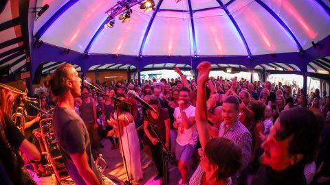 Hacker-Pschorr Brettl Tollwood Sommerfestival 2019