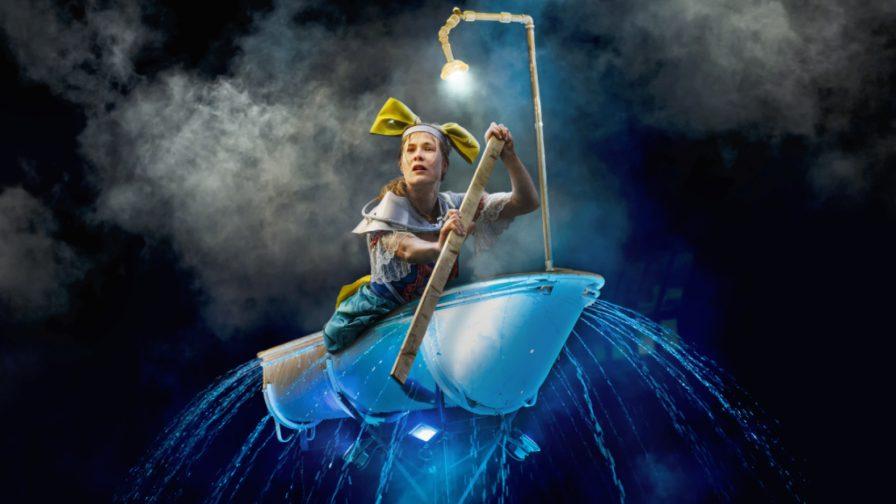 Theater Titanick Tollwood Sommerfestival Alice on the Run