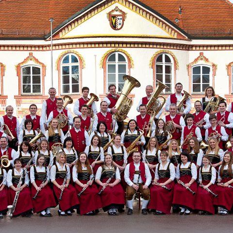 Blasorchester Tuerkenfeld Andechser Zelt