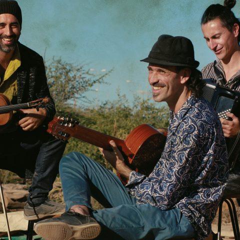 Zigan Trio Andechser Zelt Konzert