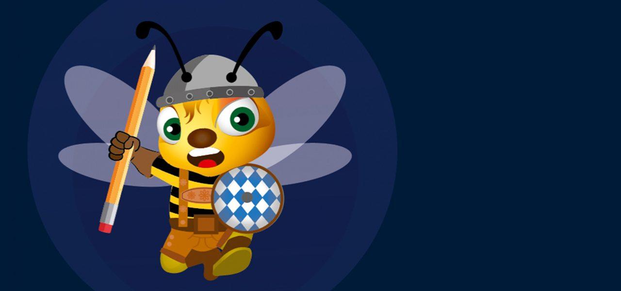 Die Bienen haben es geschafft