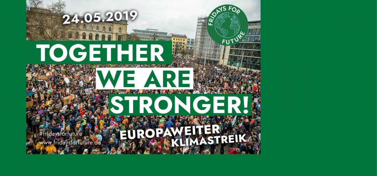 Europaweiter Klimastreik