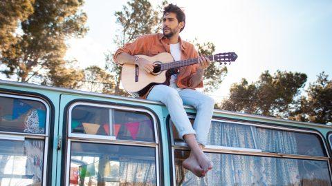 Alvaro Soler auf dem Tollwood Sommerfestival