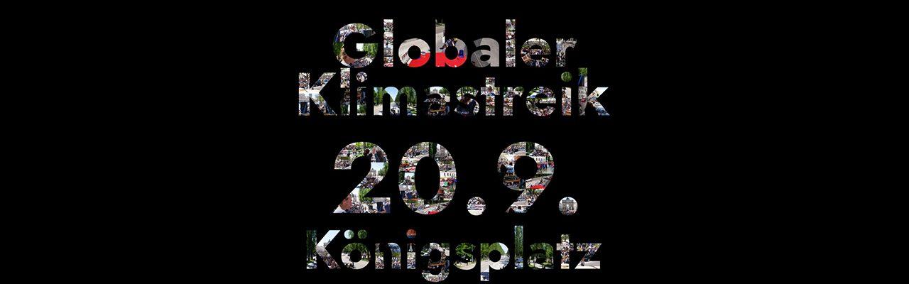 Globaler Klimastreik in München