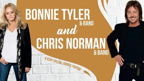 Bonnie Tyler & Chris Norman auf dem Tollwood Sommerfestival 2020