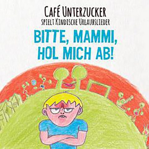 Cafe Unterzucker Kinderkonzert Hexenkessel Tollwood