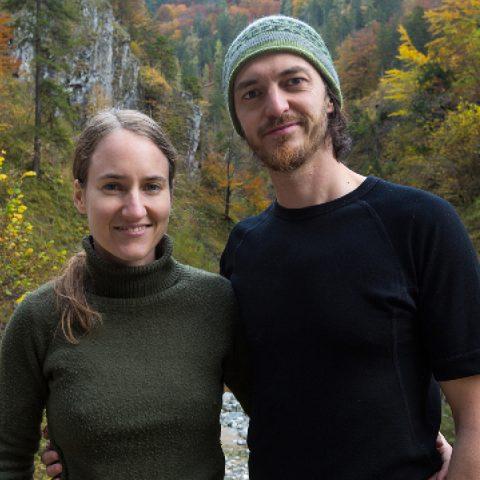 Christine Sonvilla & Marc Graf Live Reportage Weltsalon Tollwood Muenchen