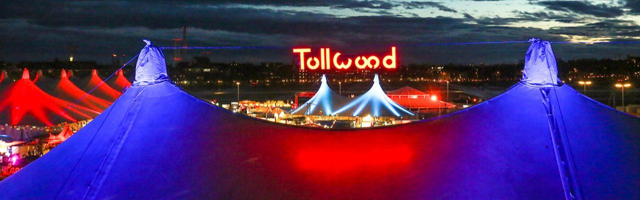 Tollwood München : Fêter le nouvel an à Munich