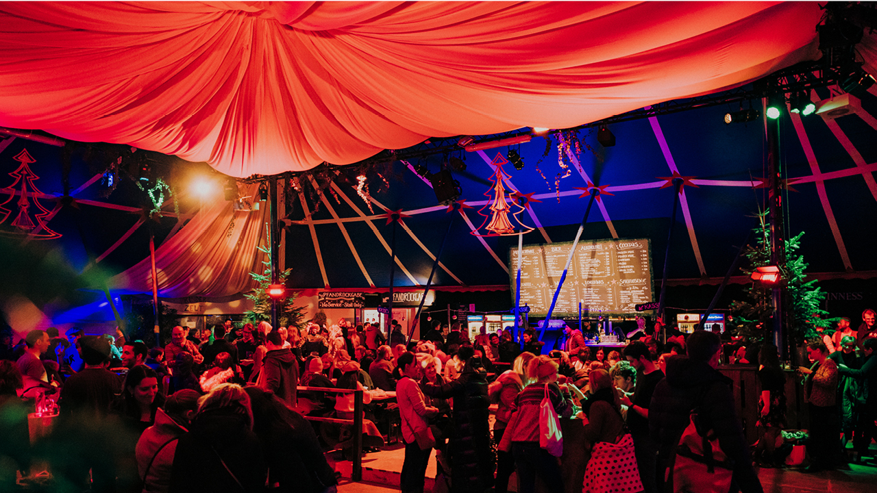 Hexenkessel - Tollwood Winterfestival