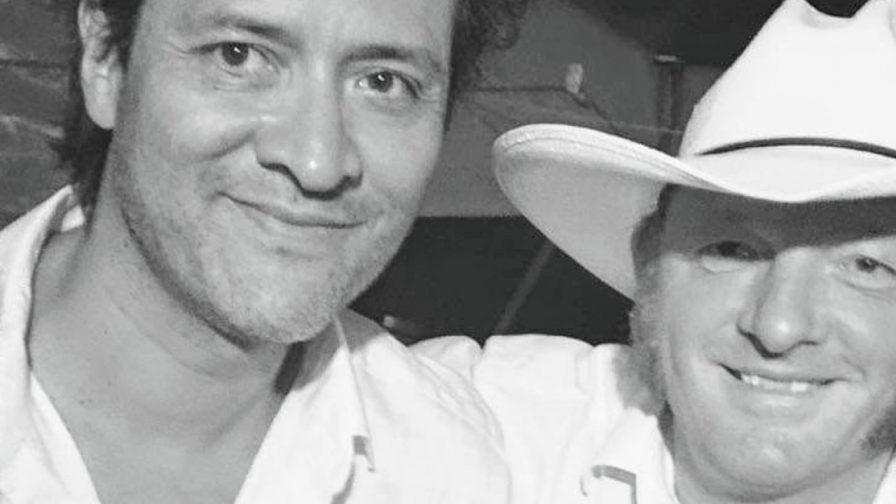 Titus Waldenfels+anthony Garcia Fassbar Konzert Veranstaltung Tollwood Muenchen
