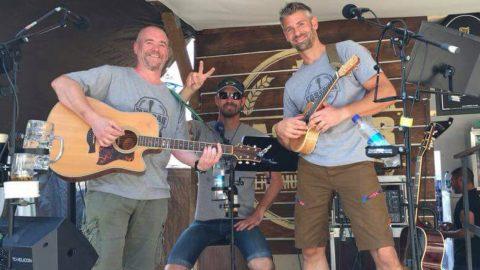 3volutioN Fassbar Konzert Veranstaltung Tollwood Sommerfestival 2020