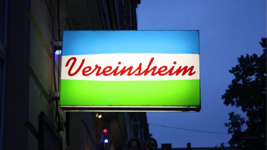 Vereinsheim Blickpunkt Spot