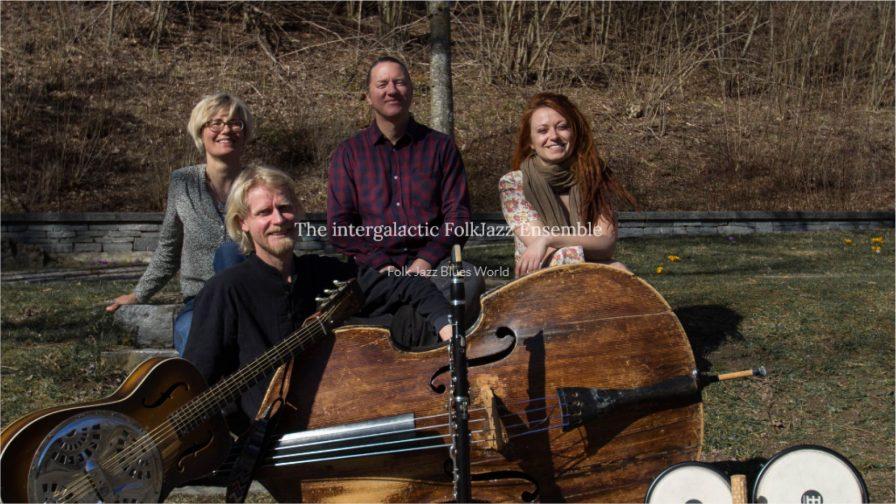 The intergalactic FolkJazz Ensemble